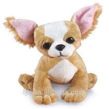 ICTI Fabrik benutzerdefinierte Plüsch Hund Chihuahua Spielzeug