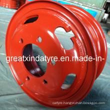 Tube Steel Wheel Rim (6.50-16 6.00-16)