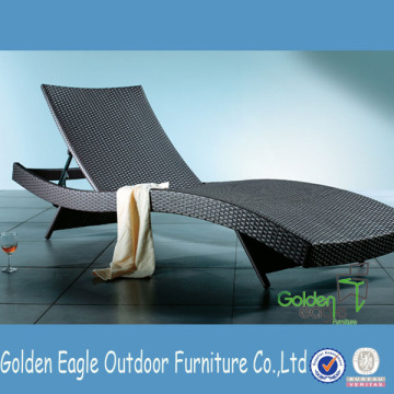 Rattan Outdoor Chaise Lounge Garden Furniture