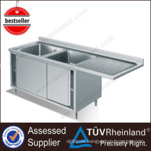 Europe Design Products Deep Commercial Standard Kitchen Sink Size