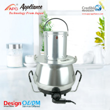2 in 1 Mixing and boiling pot