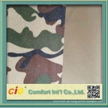 Poly Camouflage Oxford Gewebe für Bag-Verwendung