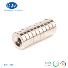 Wholesale Rare Earth Sintered Neodymium Countersunk Magnet