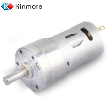 12V DC Getriebemotor 100 U / min 32mm Durchmesser
