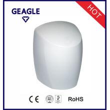 Bajo ruido de alta velocidad de aire caliente frío aire del baño Auto Sensor Electric Hand Dryer