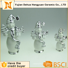 Покрытие Ceramic Snowman Craft для домашнего украшения