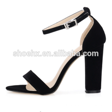 Newest Women Pumps, open Toe Sexy Ankle Straps High Heels Shoes, Summer Ladies Bridal Suede Thick Heel Pumps Newest Women Pumps, open Toe Sexy Ankle Straps High Heels Shoes, Summer Ladies Bridal Suede Thick Heel Pumps
