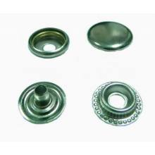 Fashion press brass four parts fasteners snap button