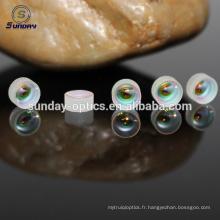 Diamètre 2mm à 200mm Sapphire Optique Plano Concave Lens Chine Made