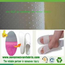 Anti-Skid PP Spunbond Non Woven Fabric (sunshine)