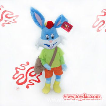 Costume bunny plush toys