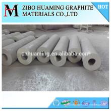 tubo de grafito con resistencia a la corrosión para la industria química