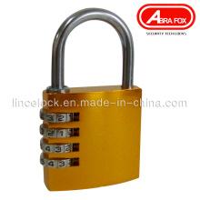 Aluminum Alloy Colour Combination Padlock (530-404)