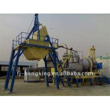 QLB20 móvel de asfalto misturador de asfalto, máquina de mistura de asfalto, misturador de betume asfalto machie
