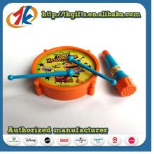 Brinquedo de cilindro plástico bonito dos miúdos com microfone sem função
