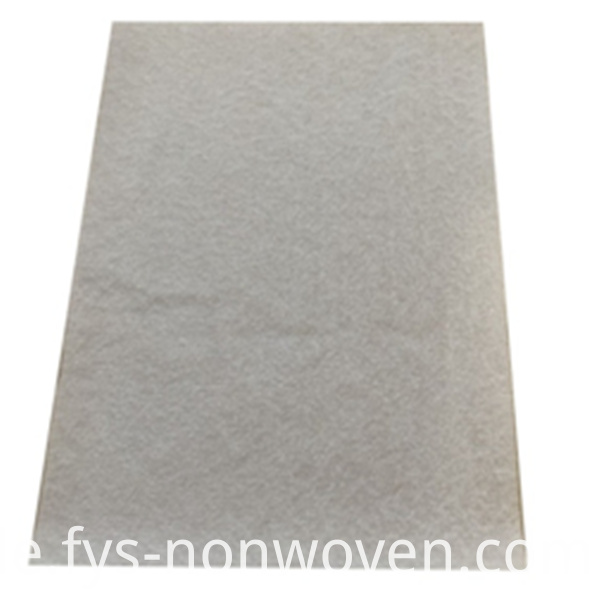 Carpet composite base fabric