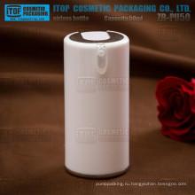 ZB-PU50 50 мл толщиной акриловый материал пресс лосьон насос красивые круглые Акриловые Косметические безвоздушного бутылка