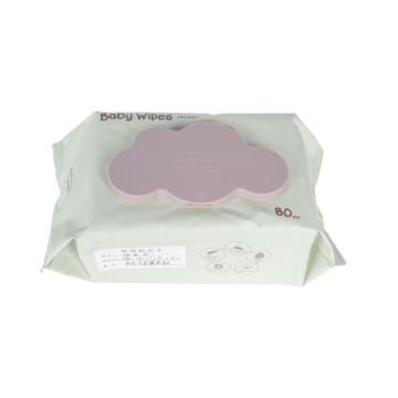 Spunlace Nonwoven Wet Wipes Biodegradable Baby Wet Wipes