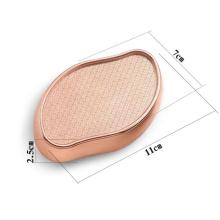 Hot Selling China Foot File Small S shaped Rasp Nano Foot File
