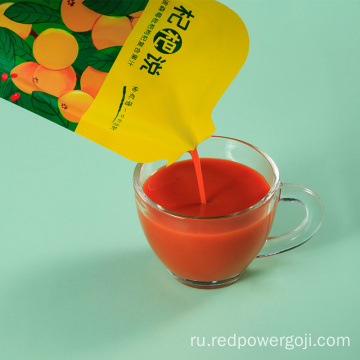 QIZITO Boysenberry Loquat Goji Compound Juice 300мл