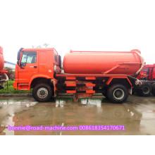 Sino Truck Sewage Suction Truck