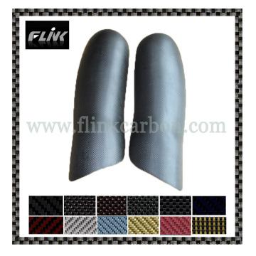 Garde-tibia à fibre de carbone