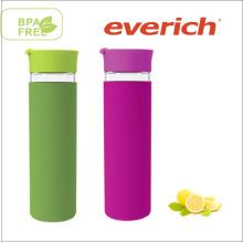 Neue stilvolle Top-Level-Qualität Umwelt-Borosilikat leere Glasflaschen
