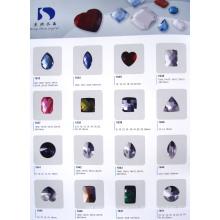 Farbe Kristall lose Perlen (DZ30 **)