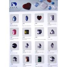 Perles en cristal de couleur (DZ30 **)