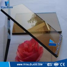 Bronze Float Glass avec CE et ISO9001