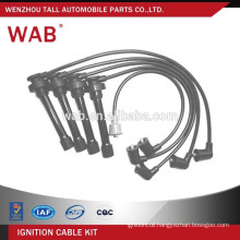 Car auto ignition cable spark plug wire assy for Mitsubishi MD975309
