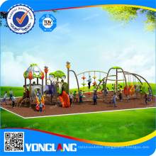 Outdoor Playground Set Used in School