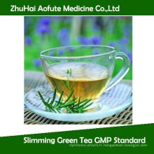 Norme GMP de thé vert amaigrissant