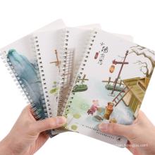 Custom Printing Notebook Spiral Bound Journal Agenda 2021 Planner