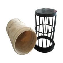 Dust Collector Filter Bag Cage untuk bag filter