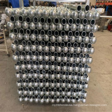 High Quality Aluminum Ball Joint Stanchion Aluminium Grating Walkway Platform System Factory Price