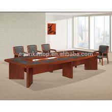 Tabla de la reunión de la venta caliente, muebles de oficina de la tabla del conferenc de la oficina, tabla moderna de la reunión de la oficina (T03)