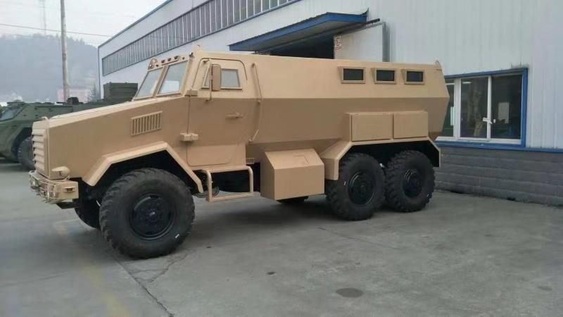 military vehicle-16 seats