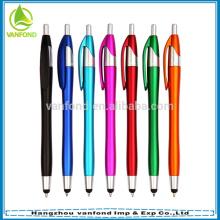 Top Popular Promotional Stylus Touch Pen/High Quality Stylus Pen/Customized Logo Stylus Pen