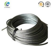 6*19 steel for cableway wire rope
