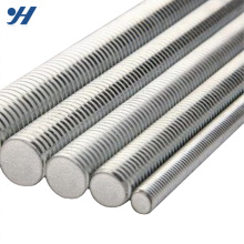 Electrical Zinc tensile strength stainless steel threaded rod, galvanized threaded rod, trapezoidal threaded rod