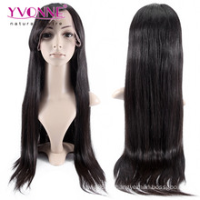 Brasilianische Menschenhaar-lange Haar-Perücken