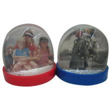 photo frame globe