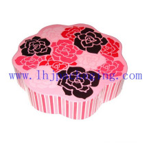 Luxury Round Paper Packaging Chocolate Box