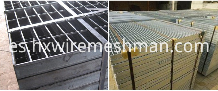 ss steel bar grating pack
