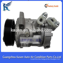 for VW PASSAT ,TOURAN ac compressor price in India PXE16 12v r134a