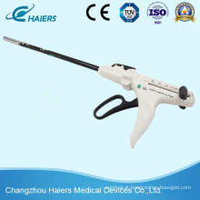 Único uso Endoscopic Linear cortador Stapler / Instrumentos laparoscópicos