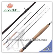 FYR052 im6 carbono blank fly vara de pesca em branco im12 carbono fly rod