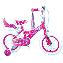 Steel Kids Bike with Training Wheels