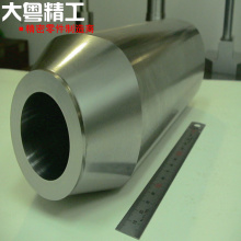 Precision hardened steel machining of aircraft components